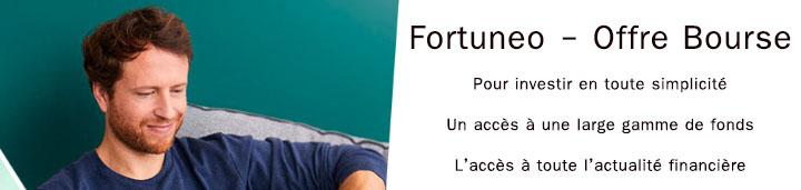 Offre bourse Fortuneo avis