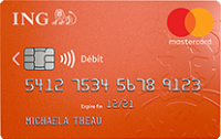 Mastercard Standard ING Banque, Offre Essentielle