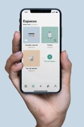 L'interface de l'application mobile N26