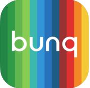 Bunq Banque logo