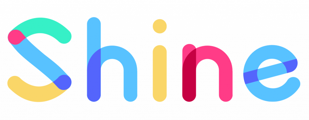 Shine néobanque logo