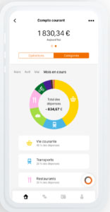Gérer son budget avec l'application Orange Bank