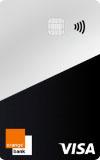 Carte bancaire Orange Bank Premium