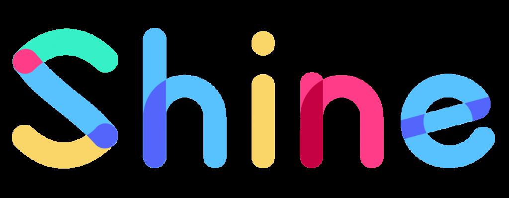 Shine banque logo